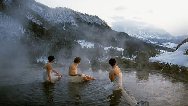 Image result for onsen naked