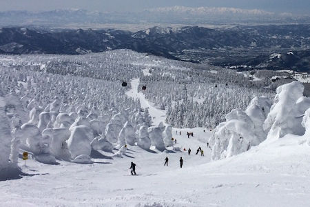 View our Snow Accommodation in Yamagata