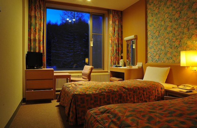 West Wing twin roomD Shiga Kogen Prince Hotel2 800x520